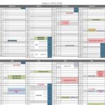 Planning des compétitions 2019-2020