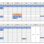 Planning d'entraînements - Vacances de Toussaint 2019