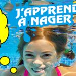 Stages gratuits « J'apprends à nager »