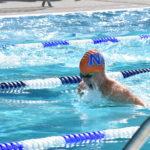 Reprise de l'école de natation